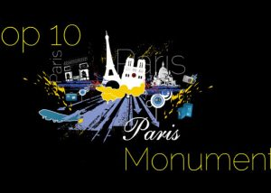 Le Palmarès en Prezi des monuments de Paris
