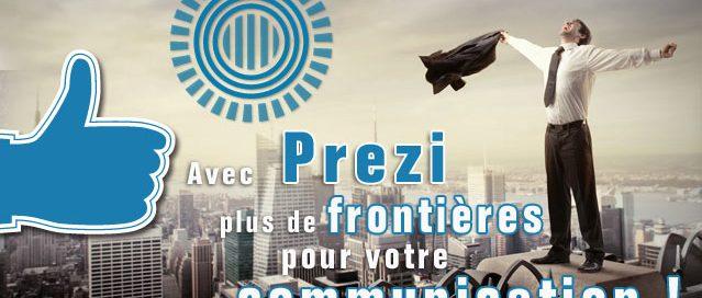 Prezi enfin en français !