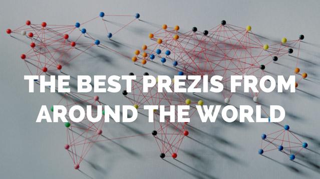 Meilleur Prezi au Monde 2014