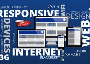 Le web responsive en animation