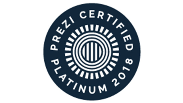 Expert Prezi Certifié Platinium