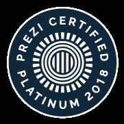 Expert Prezi Platinium Certifié